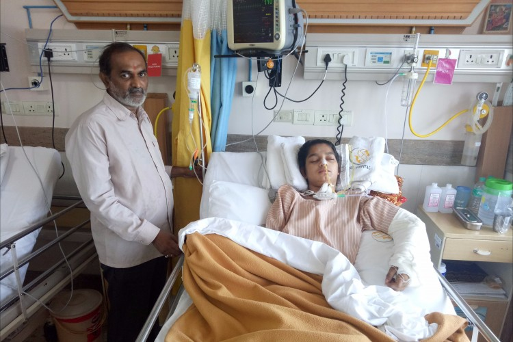 Help my 20 year old daughter Rinkal recover from COMA
