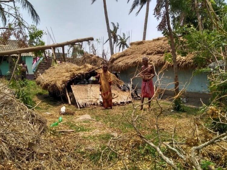People of Odisha yearn to recover from Cyclone    - Impact Guru