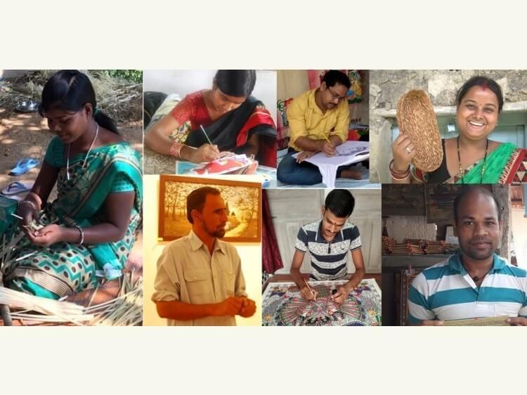 Artisan community of India