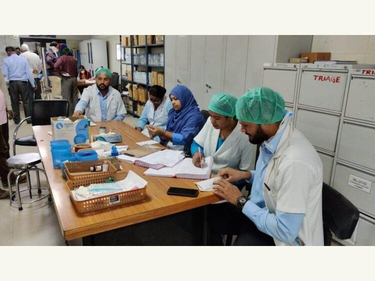 Resident Doctors Association, J N medical college, Aligarh
