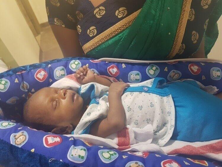 Baby Of Shalini