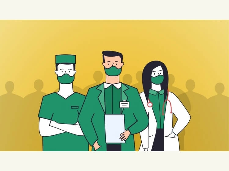 Doctors and Healthcare Workers of INDIA