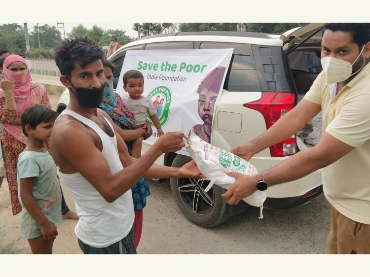 Save The Poor India Foundation