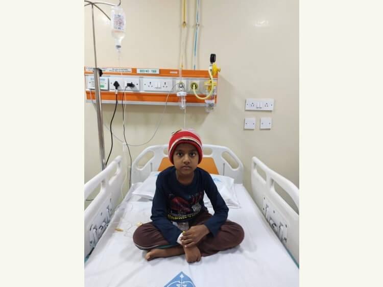 Baby Arjun Krishna