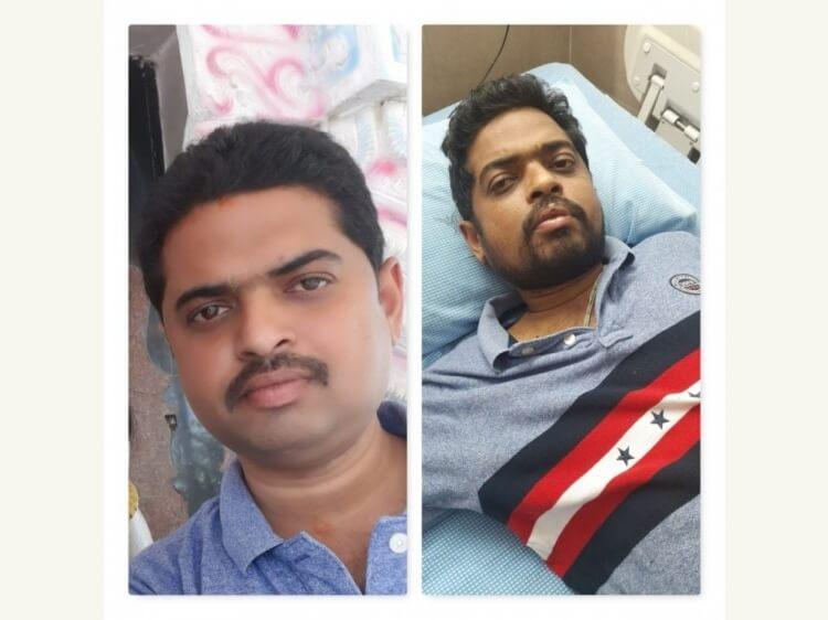 Mr Asish Mohapatro