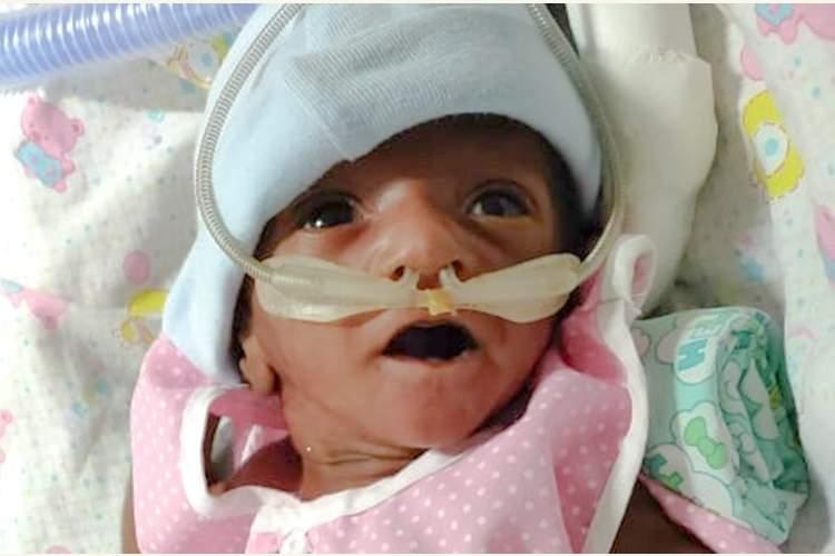 Baby of Sai Priya