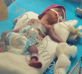 Support Treatment of my Premature Baby Vihaan