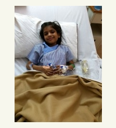 Please help my 8 year old daughter get a heart transplant