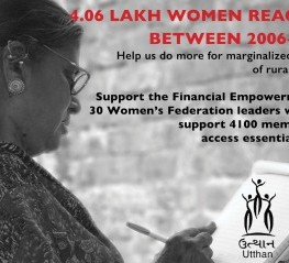 Support Financial Empowerment of Women in rural Gujarat