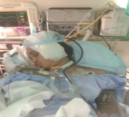 Help Pravallika to recover from blood clumps in brain.