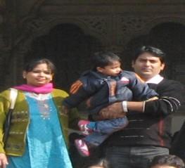 Money for the family of Pradip