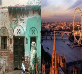 World Governance Yatra ; Learning urban planning from the UK