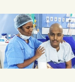 Help 15-year-old Navin Beat Blood Cancer And Become A Doctor
