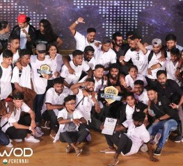 Help our dance team represent INDIA in the World of Dance Finals in LA!