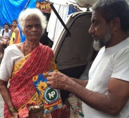 Support to help people like Valithai to have a meal everyday