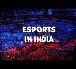 Support e-sports development in India