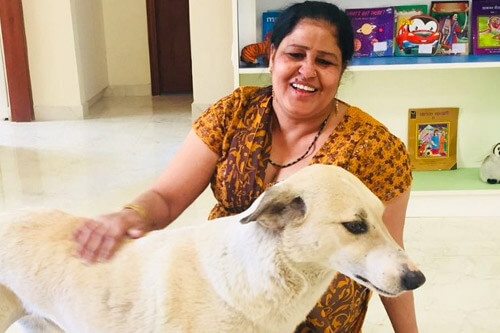 A Tale of Two Dogs and the Two Women Who Changed Their Lives