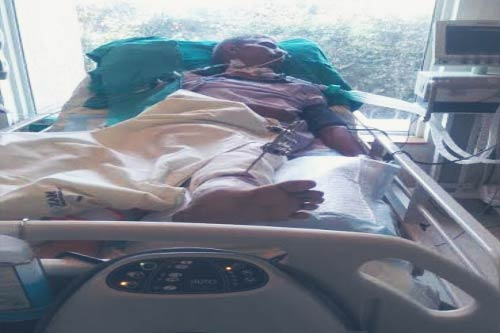 A Critical Road Accident Left Swati's Father Fighting for His Life