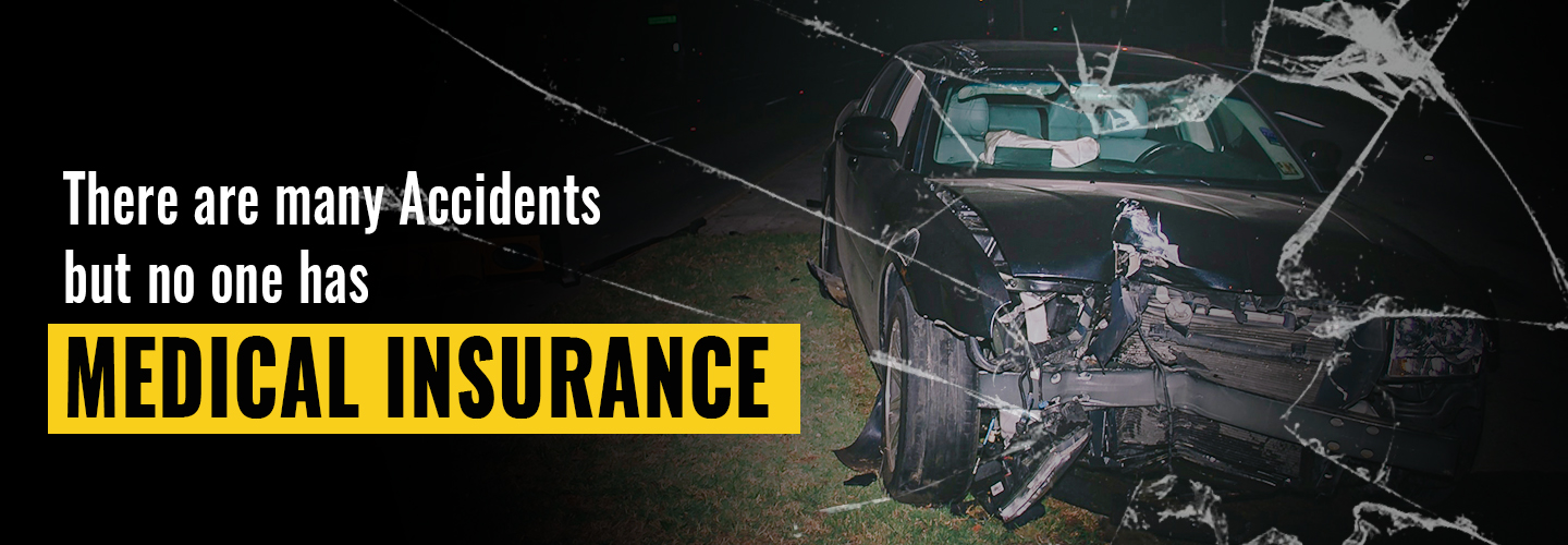 No Medical Insurance For Accident Injuries? Crowdfunding To The Rescue!
