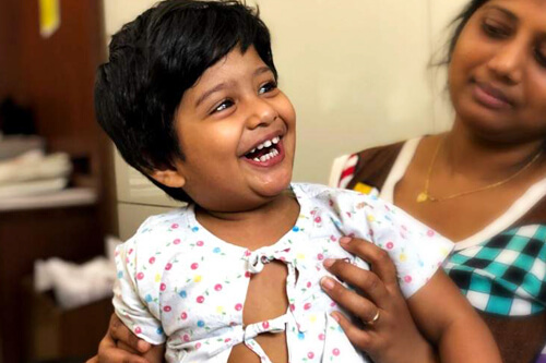 Waiter's Daughter Sampriti Is On Her Way To Recovery From Leukemia!