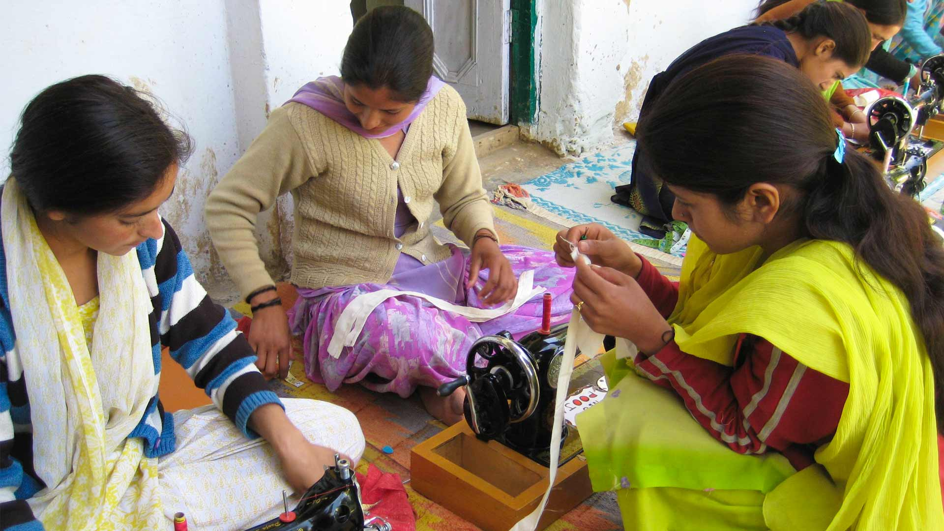 NGOs in India that women can count on in tough times