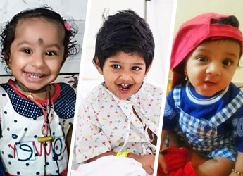 Children's Day 2018:  5 Inspiring Stories Of How Crowdfunding Saved Lives Of These Brave Children