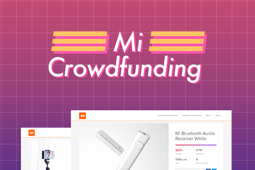 Xiaomi MI Crowdfunding Platform in India: A quick view