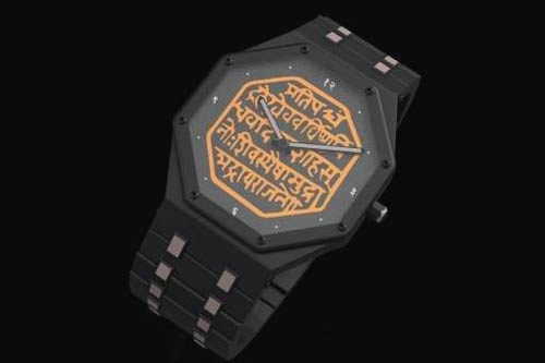 Parth built a unique watch and got it funded in time!