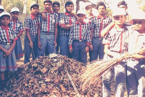 Cleaning up Dharamshala - A Mountainous Task Made Easy