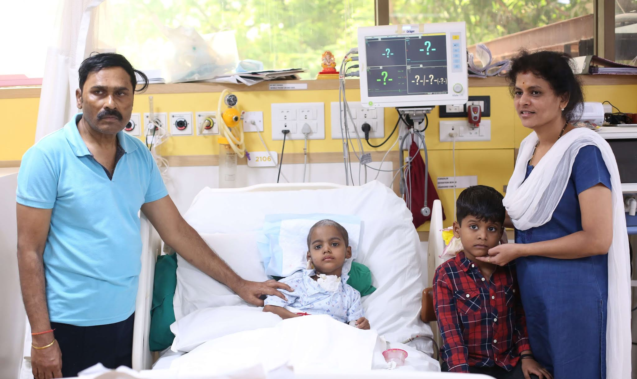 Crowdfunding Helps Yash Survive Pediatric Diabetes