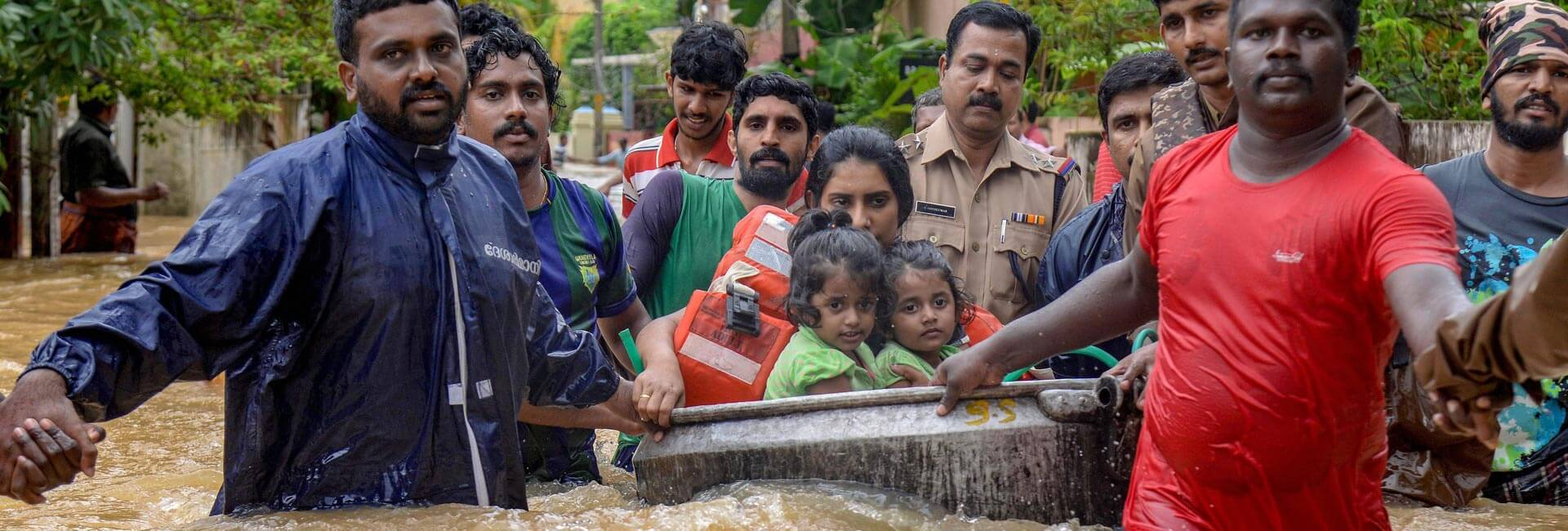 Kerala Floods 2018: These Photos Reveal The State's Brave, Unconquered Soul