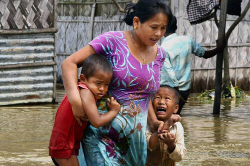 Nagaland Floods 2018: After Kerala, Another State Is In Shambles