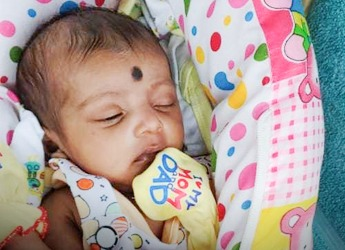 You Gave Navya's Firstborn Misheetha Sree A Gift Of Health