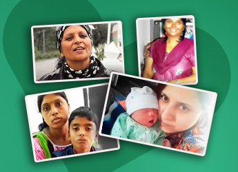 Mothers On ImpactGuru Who Won Our Hearts