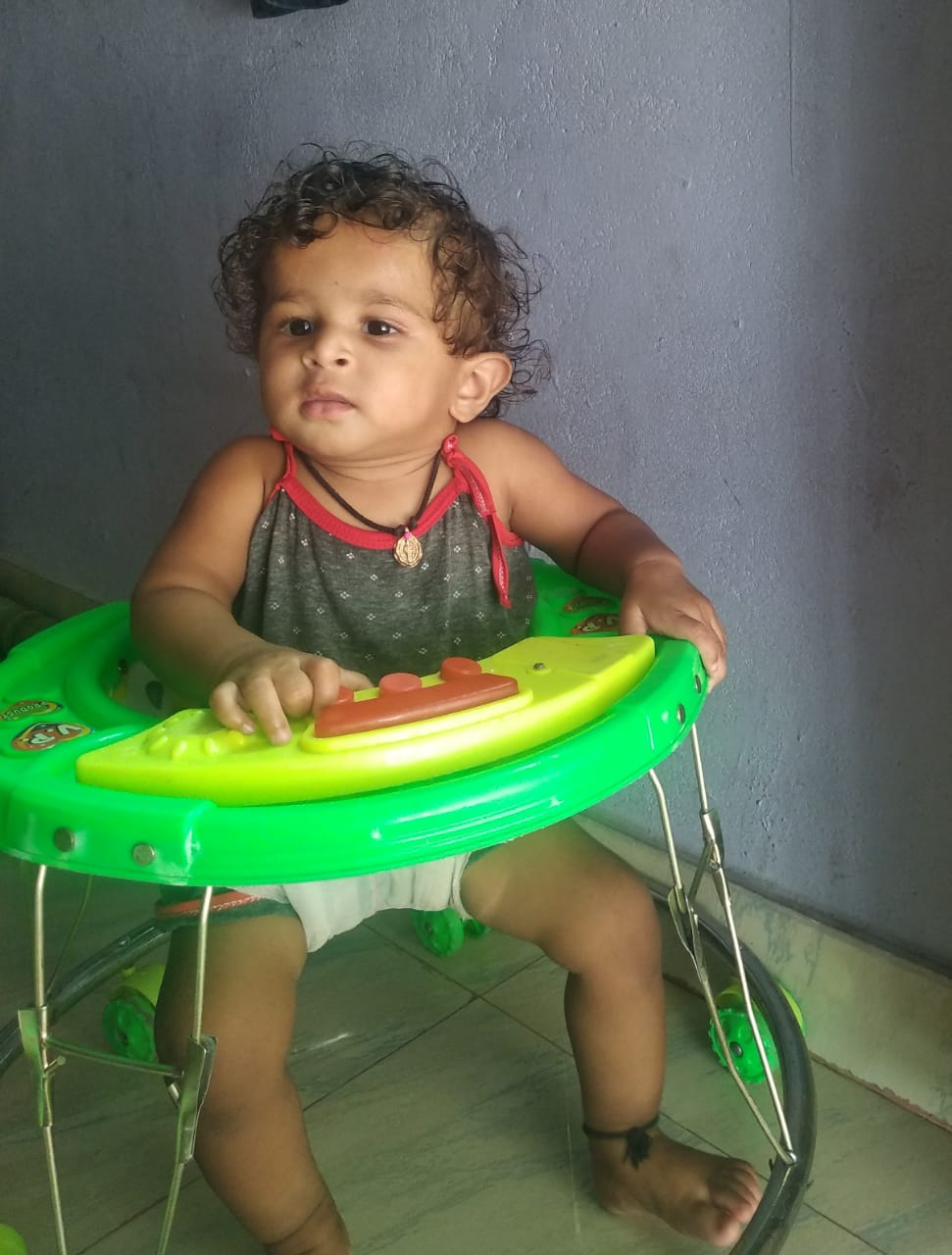 Impact Guru supports a 10-month-old Varshith's heart surgery