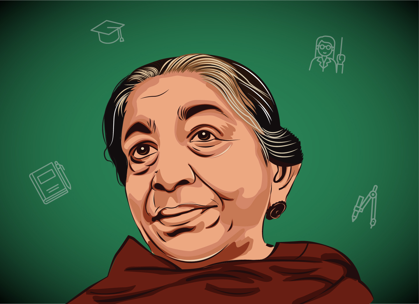 Fundraising for causes Sarojini Naidu fought for