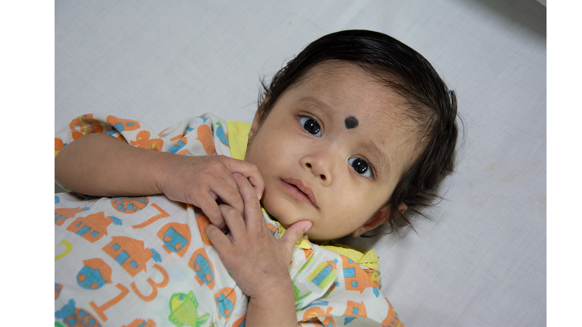 Baby Reyan's heart-warming journey- A Crowdfunding Story