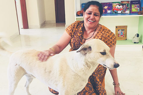 A Tale of Two Dogs (and the Two Women Who Changed Their Lives!)
