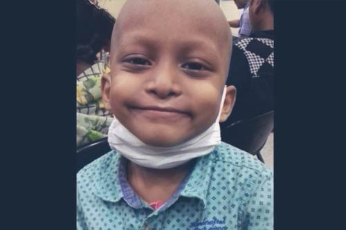A Dedicated Father's Efforts Helped Pay for His Son's Cancer Treatment in a Week!