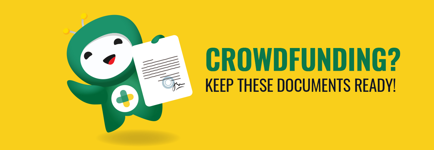 Documents To Keep In Hand Before You Start Your Medical Fundraiser