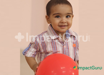 With 1000 Shares And Loads of Love Rudransh Lives Cancer-Free