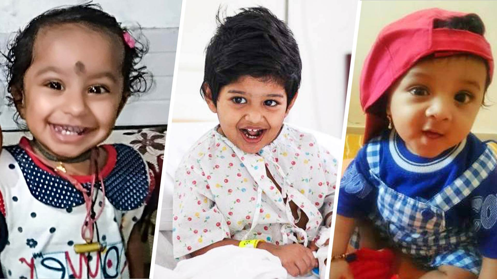 Children's Day 2018: How Crowdfunding Gave These Brave Children A Second Chance At Life