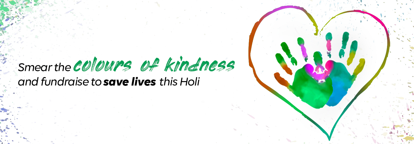 Which colour of Holi do you wish to add to these lives this Holi?
