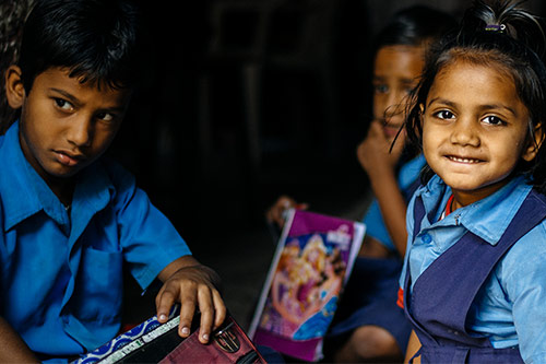 Simple ways in which education crowdfunding can improve government schools in India
