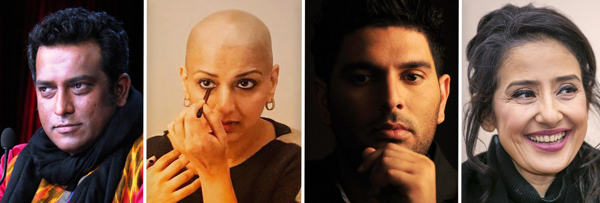 #WorldCancerDay: Inspiring Celebrity Cancer Survivors