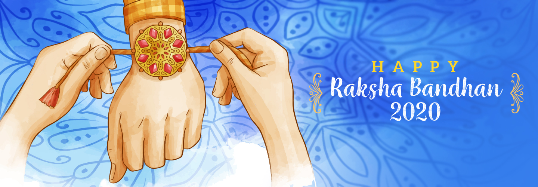 Here's how Rakshabandhan 2020 looked like