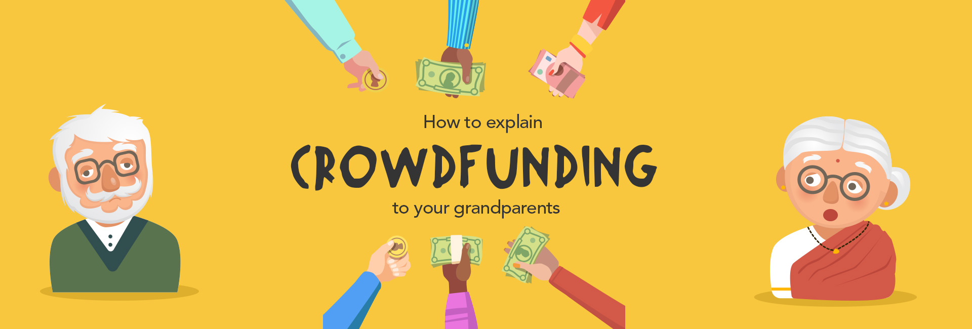Infographic: Crowdfunding In India Explained Step-By-Step