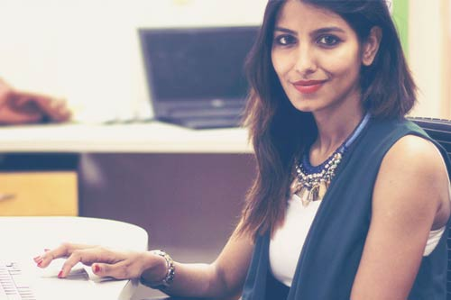 Khushboo Jain: From Fashion to Fundraising
