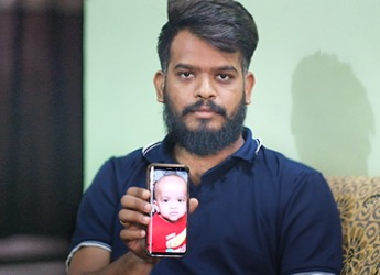 Baby Ayaan's father shares his crowdfunding experience on Impact Guru