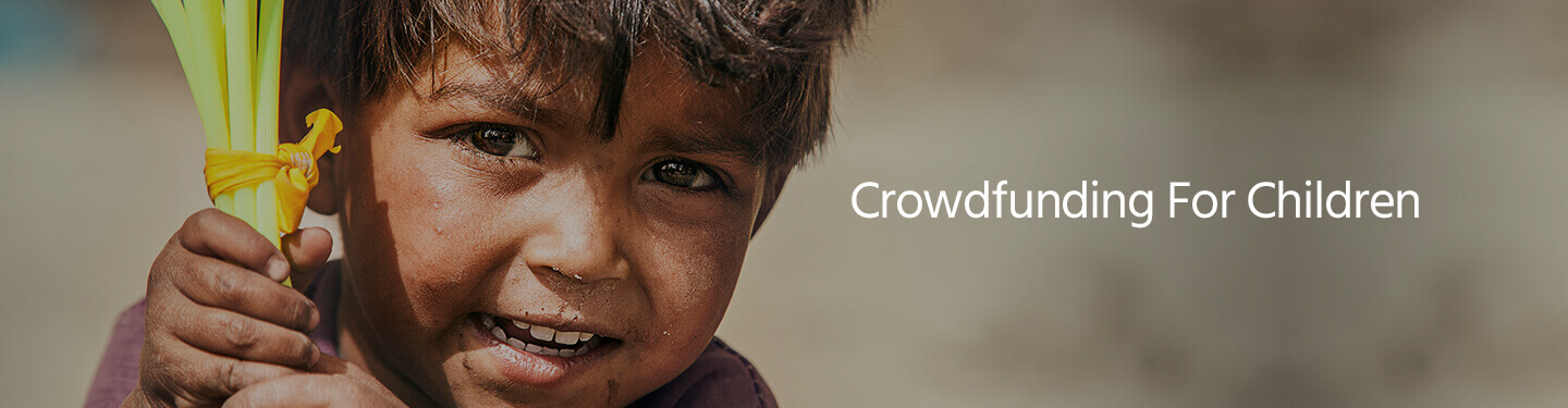 Children Crowdfunding